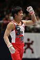 Shogo Nonomura (JPN), NOVEMBER 27, 2011 - Artistic Gymnastics : FIG ART World Cup 2011 Tokyo Men's Individual All-Around Rings at Ryogoku Kokugikan, Tokyo, Japan. (Photo by YUTAKA/AFLO SPORT) [1040]