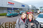 Manor West Retail ParkShopping on Friday at Manor West Retail Park were Martina and Catherine Moore, Killerisk,.Tralee.