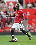 Manchester United's Eric Bailly in action during the premier league match at Old Trafford Stadium, Manchester. Picture date 13th August 2017. Picture credit should read: David Klein/Sportimage