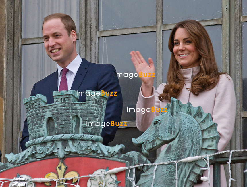 PRINCE WILLIAM AND CATHERINE, DUCHESS OF CAMBRIDGE .made their first official joint visit to Cambridgeshire as The Duke and Duchess of Cambridge. _28th November 2012.The Royal couple visited The Guidhall, Senate House at the University of Cambridge, Jimmy's and The Manor School..On the day of his wedding, The Queen conferred the Dukedom of Cambridge on Prince William. The Prince then became His Royal Highness The Duke of Cambridge and his wife, Miss Catherine Middleton, became Her Royal Highness The Duchess of Cambridge on marriage.