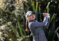 Hanee Song (NZL) during the Anita Boon Pro-Am, North Shore Golf Course, Auckland, New Zealand Friday 22  September 2017.  Photo: Simon Watts/www.bwmedia.co.nz