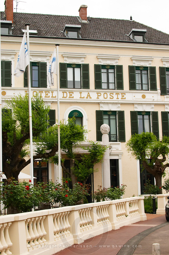 hotel de la poste beaune cote de beaune burgundy france