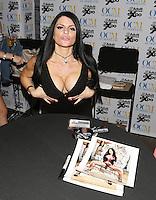Jade Steele at AVN Expo, <br /> Hard Rock Hotel, <br /> Las Vegas, NV, Thursday January 16, 2014.