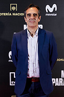 Juan Pedro Valentin attends to 'Morir para contar' film premiere during the Madrid Premiere Week at Callao City Lights cinema in Madrid, Spain. November 13, 2018. (ALTERPHOTOS/A. Perez Meca) /NortePhoto.com