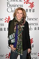 Corinne TOUZET - Chinese Business Club a l'occasion de la Journee Internationale de la Femme - 8 mars 2017 - Paris - France