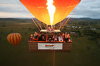 20130609 June 09 Hot Air Balloon Gold Coast