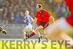 Templenoe  in Action Against Bernard Murphy Glenbeigh in the Junior County Final at Fitzgerald Stadium Killarney on Sunday.
