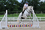 02/06/2019 - Class 10 - Unaffiliated showjumping - Brook Farm training centre - UK
