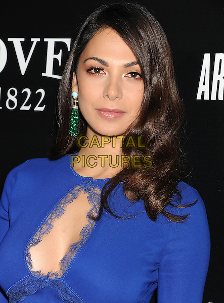 HOLLYWOOD, CA- FEBRUARY 27: Actress Moran Atias arrives at the Hollywood Domino's 7th Annual Pre-Oscar Charity Gala at Sunset Tower on February 27, 2014 in West Hollywood, California.<br /> CAP/ROT/TM<br /> &copy;Tony Michaels/Roth Stock/Capital Pictures