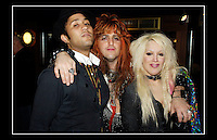 Rolan Bolan, Tony Mann - Born to Boogie VIP Premier - Curzon Cinema, Mayfair, London W1 - 26th April 2005