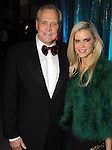 "Lee Majors and his wife Faith at the Houston Museum of Natural Science's ""Slither to the Sound: A Prehistoric Party"" Saturday March 02, 2013.(Dave Rossman/ For the Chronicle)"