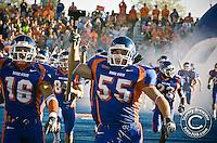 Boise State football 2006 vs Hawaii
