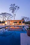 Robert Palmer Architect -  Del Mar House, Del Mar California