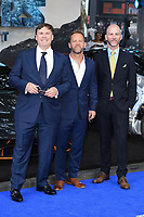 "writers, Ken Nolan, Art Marcum and Matt Holloway<br /> at the ""Transformers:The Last Night"" Global premiere, Leicester Square, London. <br /> <br /> <br /> ©Ash Knotek  D3284  18/06/2017"