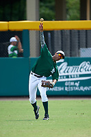 Dartmouth Big Green outfielder Mike Brown (24) during practice before a game against the South Florida Bulls on March 27, 2016 at USF Baseball Stadium in Tampa, Florida.  South Florida defeated Dartmouth 4-0.  (Mike Janes/Four Seam Images)