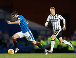 Graham Dorrans and Dean Shiels