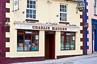 Charlie Madden's Bar in Timoleague, West Cork, Ireland