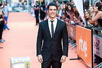 Actor Alejo Sauras attends to orange carpet of 'Estoy Vivo' during FestVal in Vitoria, Spain. September 04, 2018.(ALTERPHOTOS/Borja B.Hojas) /NortePhoto.com NORTEPHOTOMEXICO