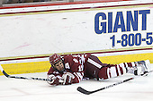 James Marcou (UMass - 19) - The Boston College Eagles defeated the University of Massachusetts-Amherst Minutemen 2-1 (OT) on Friday, February 26, 2010, at Conte Forum in Chestnut Hill, Massachusetts.