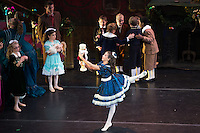 The Nutcracker presented by Missouri Ballet Theater in Edison Theatre at Washington University in St. Louis, MO on Dec 18, 2014.
