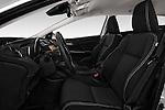 Front seat view of 2016 Honda Civic Tourer Executive 5 Door Wagon Front Seat  car photos