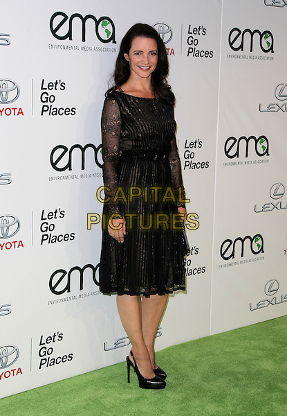 18 October 2014 - Burbank, California - Kristin Davis. 24th Annual Environmental Media Awards Presented By Toyota And Lexus Held at The Warner Brothers Studios.   <br /> CAP/ADM/FS<br /> &copy;Faye Sadou/AdMedia/Capital Pictures