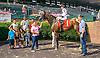 Active Runner winning at Delaware Park on 8/6/16