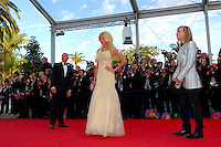 Victoria Silvstedt - 65th Cannes Film Festival