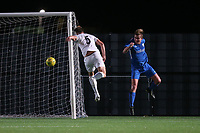 Romford score their second goal during Barking vs Romford, Friendly Match Football at Mayesbrook Park on 8th September 2020
