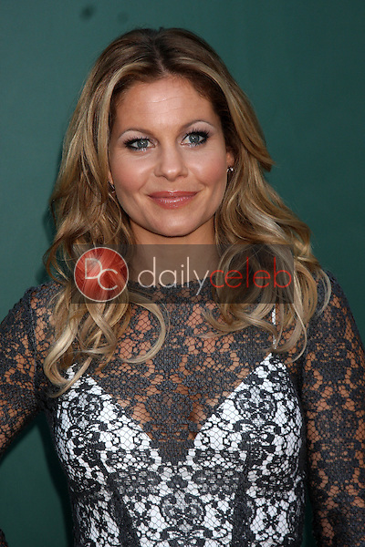 LOS ANGELES - JUL 8:  Candace Cameron Bure at the Crown Media Networks July 2014 TCA Party at the Private Estate on July 8, 2014 in Beverly Hills, CA