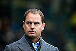 Nederland, Den Haag, 30 november 2014<br /> Eredivisie<br /> Seizoen 2014-2015<br /> ADO Den Haag-Ajax (1-1)<br /> Frank de Boer, trainer-coach van Ajax.