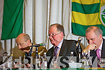 Jerome Conway at the County Board Meeting on Monday night at the Malton Hotel Killarney.