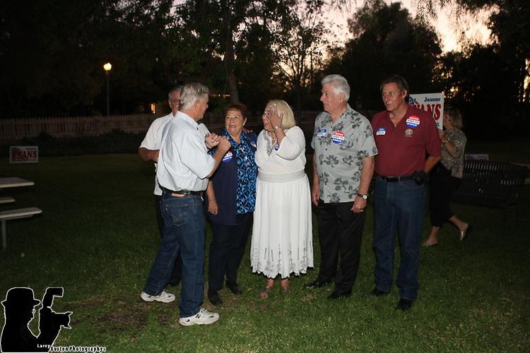 Joanne Evans announces her run for Perris city council