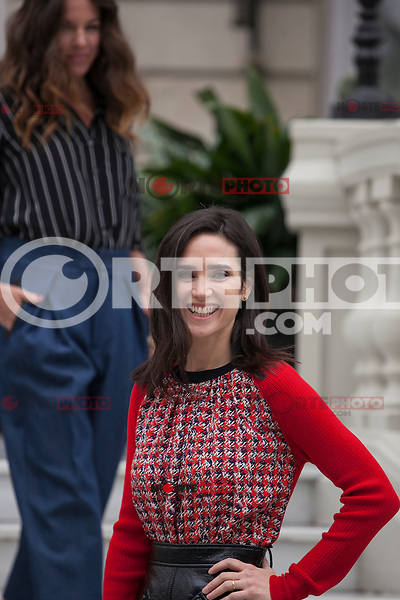 U.S. actress Jennifer Connelly poses for the photographers during `No corras, vuela&acute; (Aloft) film presentation in Madrid, Spain. January 21, 2015. (ALTERPHOTOS/Victor Blanco) /NortePhoto<br /> NortePhoto.com