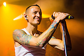 LINKIN PARK, 2014, CHRIS SCHWEGLER