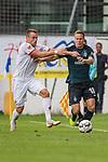 o20.07.2018, Parkstadion, Zell am Ziller, AUT, FSP, 1.FBL, SV Werder Bremen (GER) vs 1. FC Koeln (GER)<br /> <br /> im Bild<br /> Christian Clemens (Koeln #17) im Duell / im Zweikampf mit Niklas Moisander (Werder Bremen #18), <br /> <br /> Foto © nordphoto / Ewert