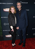"08 January 2019 - Hollywood, California - Mireille Enos, Alan Buck. ""SGT. Will Ferrell Gardner"" Los Angeles Premiere held at Arclight Hollywood . Photo Credit: Birdie Thompson/AdMedia"