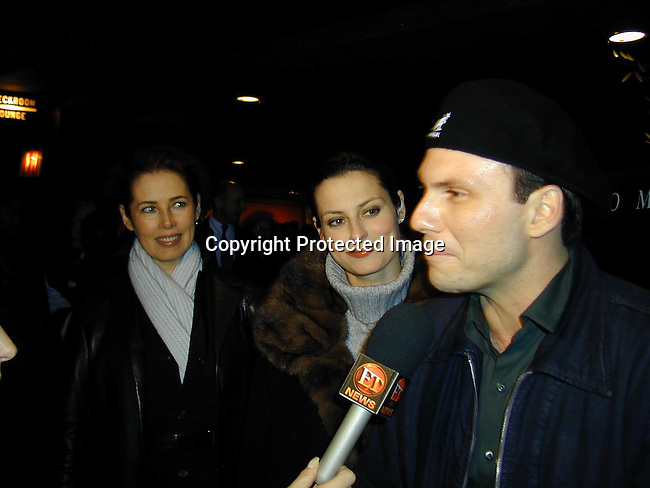 Christian Slater &amp; Ryan Haddon<br />The Green Mile Post Premiere Party<br />Roseland<br />New York, NY, USA<br />December 08, 1999<br />Photo By CelebrityVibe.com