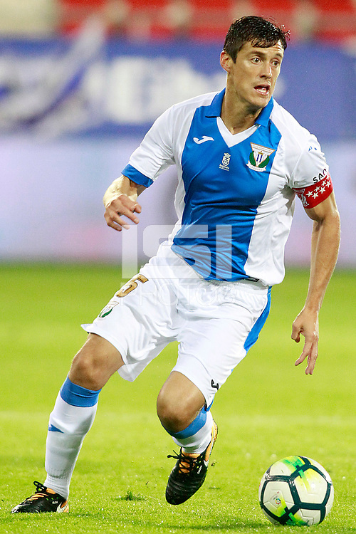 CD Leganes' Martin Mantovani during La Liga match. September 15,2017.  *** Local Caption *** &copy; pixathlon<br /> Contact: +49-40-22 63 02 60 , info@pixathlon.de