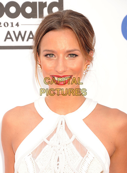 LAS VEGAS, CA- MAY 18: TV personality Renee Bargh arrives at the 2014 Billboard Music Awards at the MGM Grand Garden Arena on May 18, 2014 in Las Vegas, Nevada.<br /> CAP/ROT/TM<br /> &copy;Tony Michaels/Roth Stock/Capital Pictures