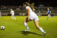 STANFORD, CA - NOVEMBER 22: Stanford, CA - November 22, 2019: Jojo Harber at Laird Q. Cagan Stadium. The Stanford Cardinal defeated Hofstra 4-0 in the second round of the NCAA tournament. during a game between Hofstra and Stanford Soccer W at Laird Q. Cagan on November 22, 2019 in Stanford, California.