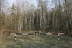 Chernobyl zone exhibition