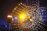 Olympic Flame, <br /> AUGUST 21, 2016 : <br /> Closing Ceremony <br /> at Maracana <br /> during the Rio 2016 Olympic Games in Rio de Janeiro, Brazil. <br /> (Photo by YUTAKA/AFLO SPORT)