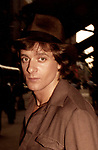 Eddie Money on September 1, 1980 at the NBC Building in New York City.