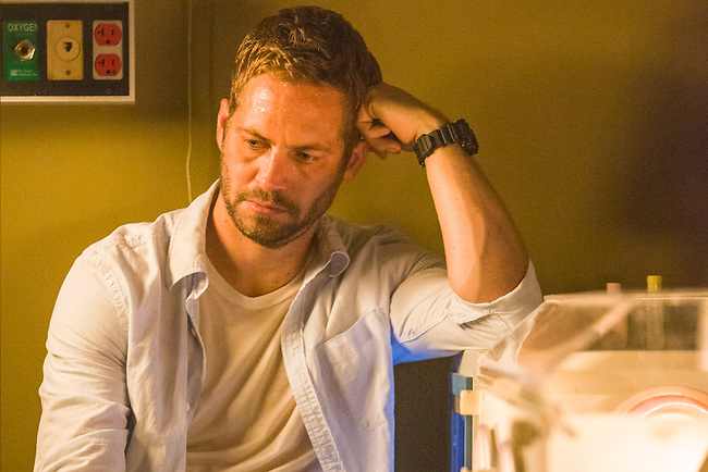 "Actor Paul Walker in ""Hours"" directed by Eric Heisserer."