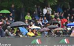 30.05.2019,  GER;  Deutsches Spring- und Dressur-Derby, Mercedes-Benz Championat of Hamburg, im Bild Feature Zuschauer im Regen Foto © nordphoto / Witke