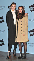 Stefanie Martini and Aysha Kala at the Skate at Somerset House with Fortnum &amp; Mason VIP launch party, Somerset House, The Strand, London, England, UK, on Wednesday 16 November 2016. <br /> CAP/CAN<br /> &copy;CAN/Capital Pictures /MediaPunch ***NORTH AND SOUTH AMERICAS ONLY***