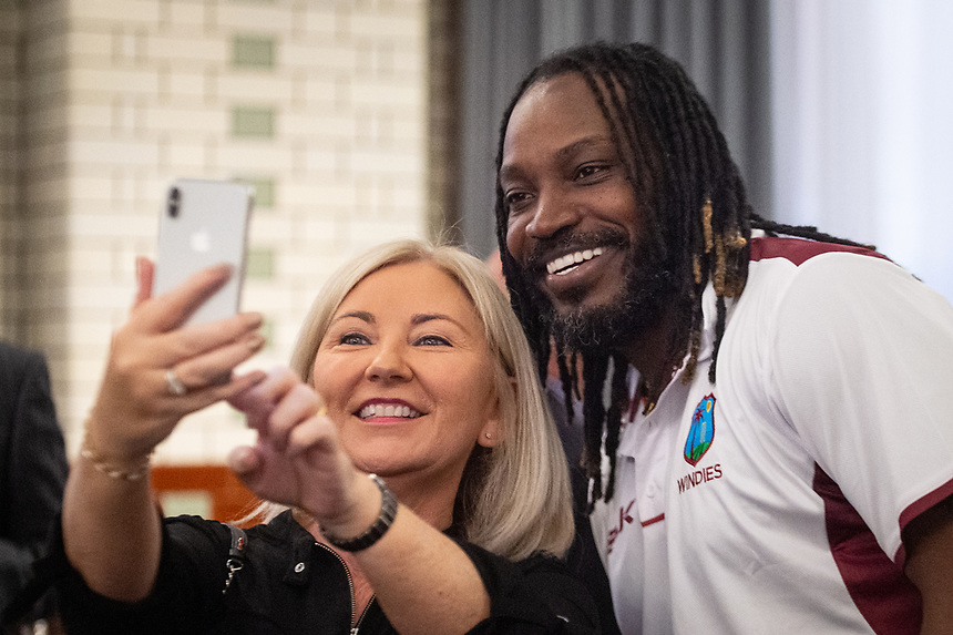 An image from the Sandals Windies Cricket Event at the Principal Hotel, Manchester City Centre on Tuesday 25th June 2019.