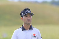 Kevin Na (USA) on the 3rd green during Friday's Round 2 of the 117th U.S. Open Championship 2017 held at Erin Hills, Erin, Wisconsin, USA. 16th June 2017.<br /> Picture: Eoin Clarke | Golffile<br /> <br /> <br /> All photos usage must carry mandatory copyright credit (&copy; Golffile | Eoin Clarke)