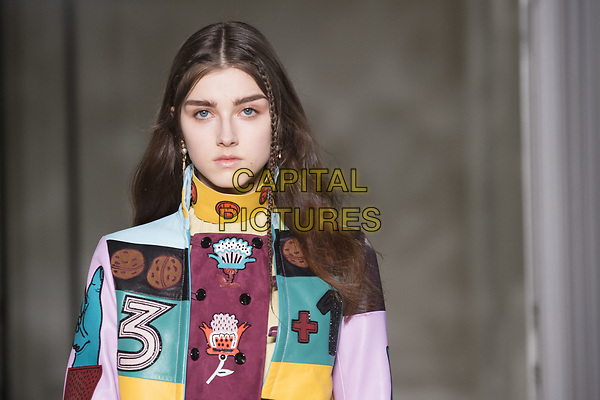 VALENTINO<br /> at Paris Fashion Week FW 17 18<br /> in Paris, France on  March 05, 2017.<br /> CAP/GOL<br /> &copy;GOL/Capital Pictures